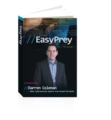 Darren Coleman Hits Amazon Best-Seller List With Easy Prey!